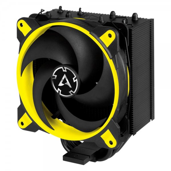 Arctic Freezer 34 eSports Yellow Tower CPU Kühler mit BioniX P-Lüfter 120 mm