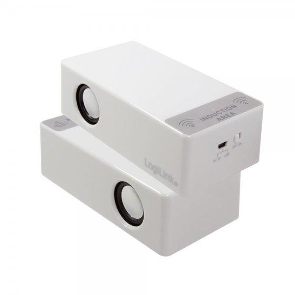 LogiLink Magic Speaker Lautsprecher Weiß