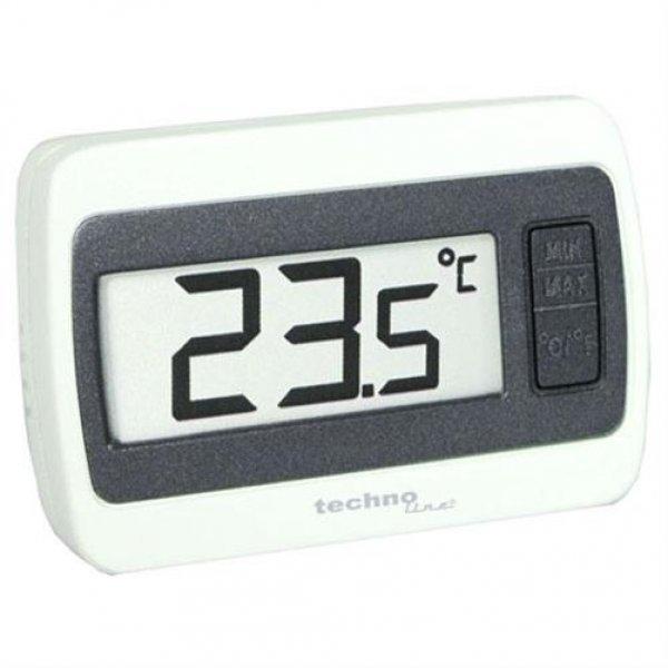 Technoline WS 7002 kleines Digital Thermometer
