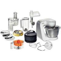 Bosch MUM 54251 Styline Küchenmaschine weiss silber # MUM54251