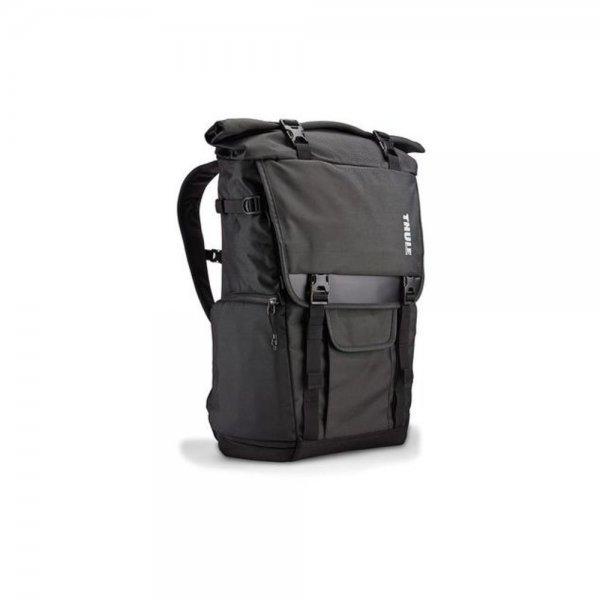 Thule TCDK101K Covert DSLR Backpack GY Rolltop Rucksack