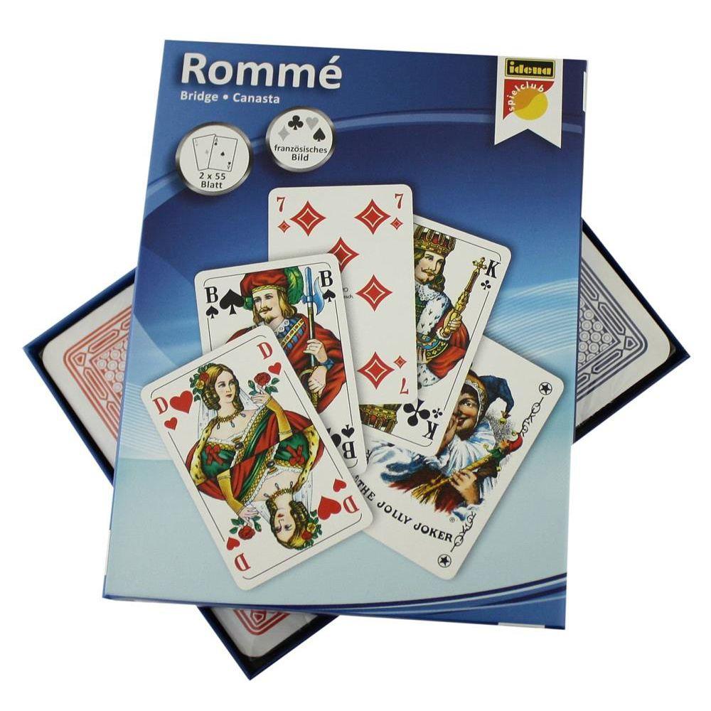 Spiele Mit Romme Karten