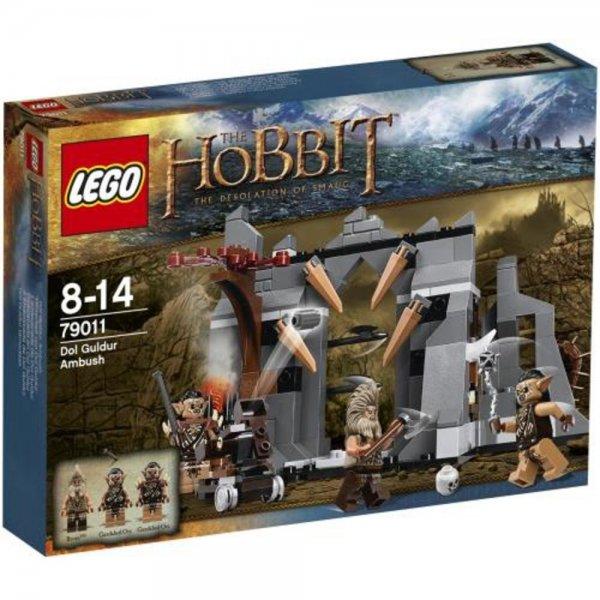 Lego Hobbit Hinterhalt von Dol Guldur