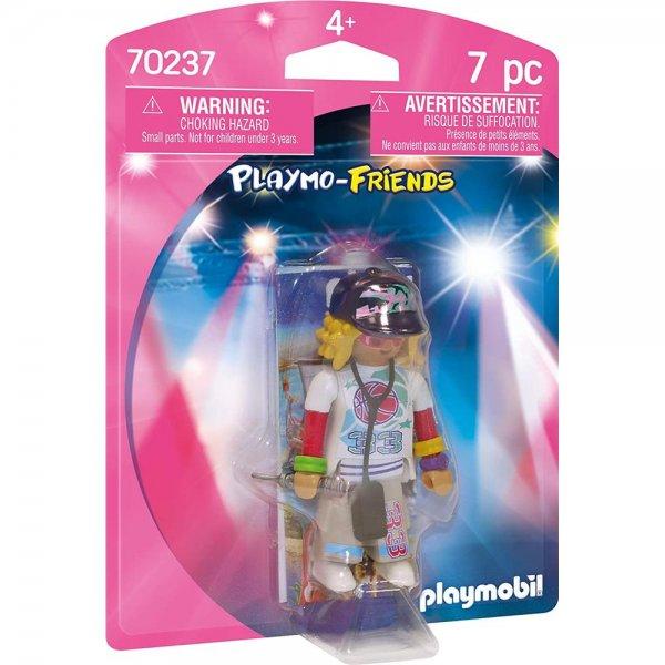 Playmobil Playmo - Friends 70237 Rapperin Spielfigur Actionfigur Tanz Tänzer