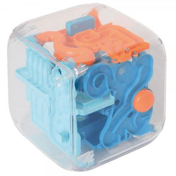 Eureka 3D Amaze Cube Puzzle Knobelspiel Geduldspiel Denkspiel Mitbringsel Geburtstag
