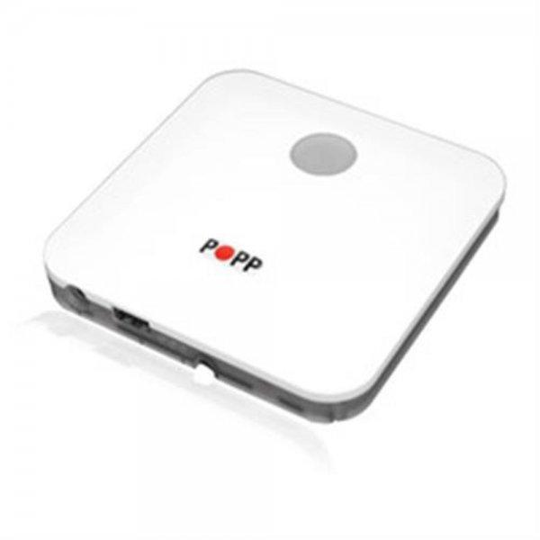 Popp HUB Smart Home Gateway Smart Home Zubehör Z-Wave