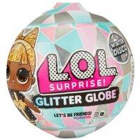 MGA L.O.L. Surprise Glitter Globe - Puppe Ball Überraschung