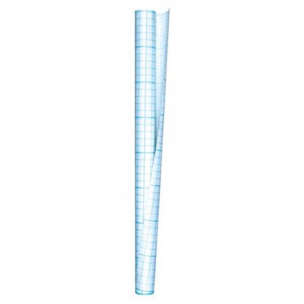 HERMA 7015 Selbstklebefolie 15m zum Einbinden von Büchern transparent glänzend