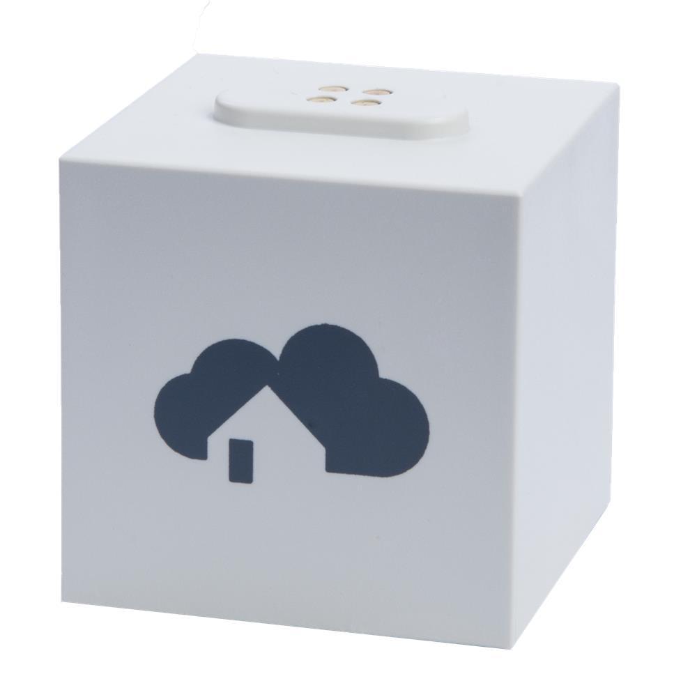 homee brain cube smart home zentrale mod erweiterbar z. Black Bedroom Furniture Sets. Home Design Ideas