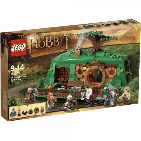 Lego Spielwaren Hobbit Eine unerwartete Zusammenkunft