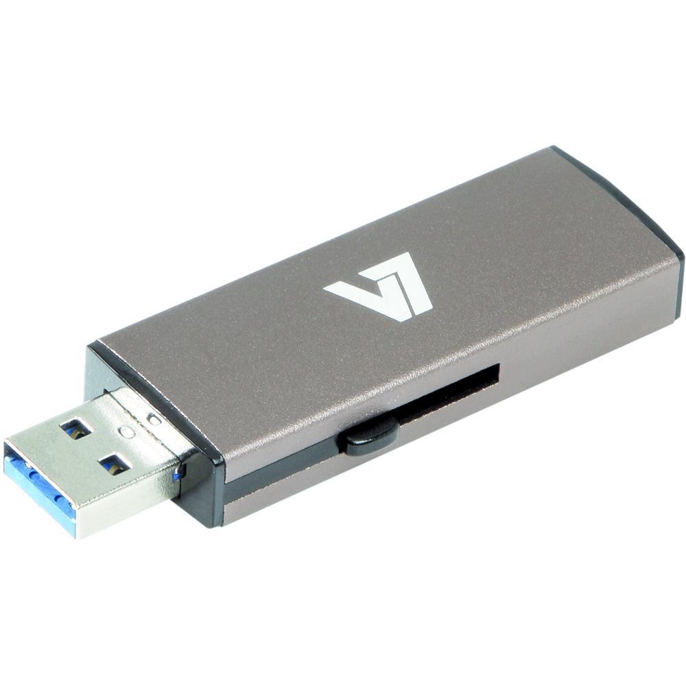 V7-USB-Stick-USB-Flash-Laufwerk-16-GB-VU316GDR-GRY-2E