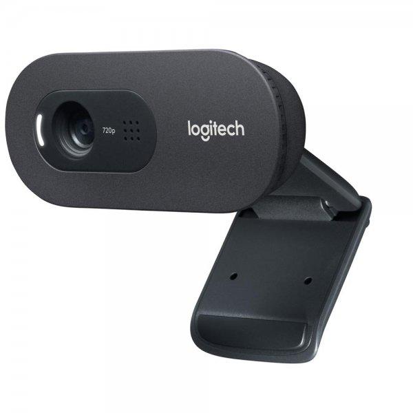 Logitech HD Webcam C270 USB-2.0 720p 3.0 MP RightLight