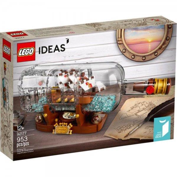 LEGO® Ideas 92177 - Schiff in der Flasche