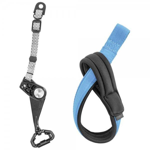 Pacsafe Carrysafe 50 GII DSLR Handschlaufe hawaiian blue