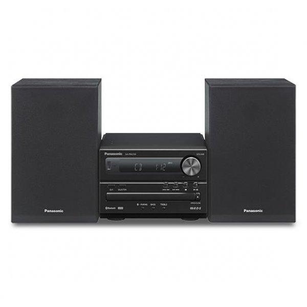 Panasonic SC-PM250 Heim-Audio-Mikrosystem Schwarz 40 W