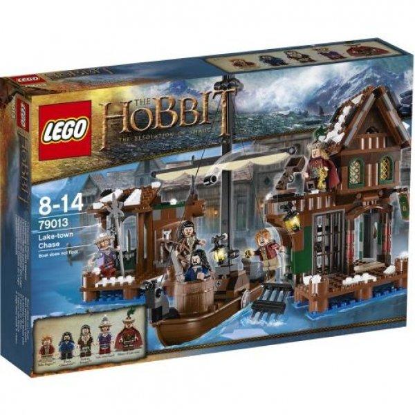 Lego 79013 Hobbit Verfolgung auf dem Wasser