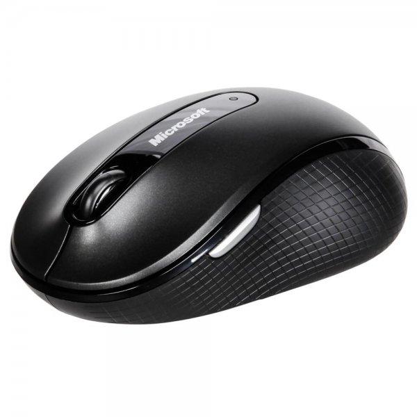 Microsoft Wireless Mobile Mouse 4000 - Maus - optisch # D5D-00004