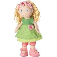 Haba 2141 - Puppe Mali, 30cm Plüschtier Kuscheltier Stoffpuppe Spielzeug NEU
