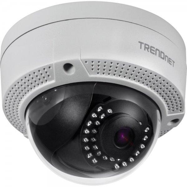 TRENDnet TV-IP329PI Indoor/Outdoor 4 MP Dome HD Tag-/Nacht-Netzwerkkamera