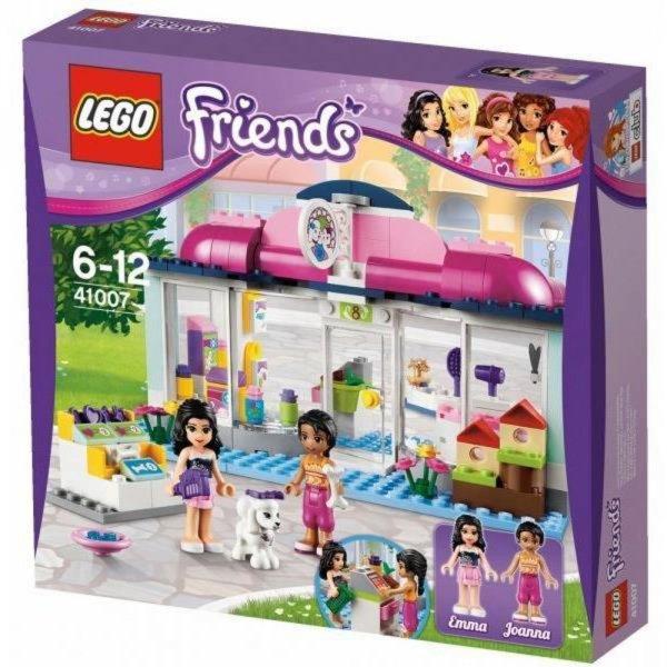 Lego Friends 41007 - Heartlake Tiersalon