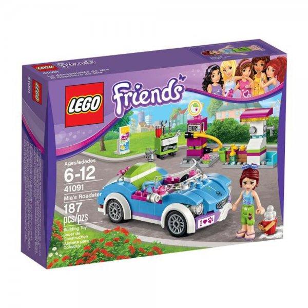 Lego Friends 41091 - Mias Sportflitzer 5-12