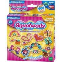 Epoch 79358 - Aquabeads - Kinder-Bastelsets Glitzer-Set