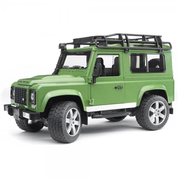 Bruder Land Rover Defender Station Wagon, Spielzeugauto, Modellauto, NEU