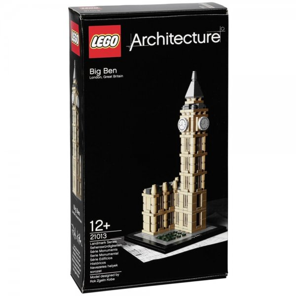 LEGO 21013 - Architecture Baukasten, Big Ben