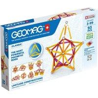Geomag Classic 93 Teile Magnetbausteine Magnetisches Konstruktionsspielzeug ab 3 Jahren