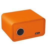 Olympia Tresor GOsafe 200 - Zahlen-Code Schloss orange Minitresor Safe