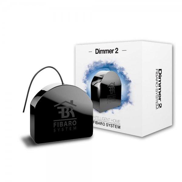FIBARO FIBEFGD-212 Dimmer 2 Universaldimmer Lichtsteuerung 250 W Z-Wave Plus