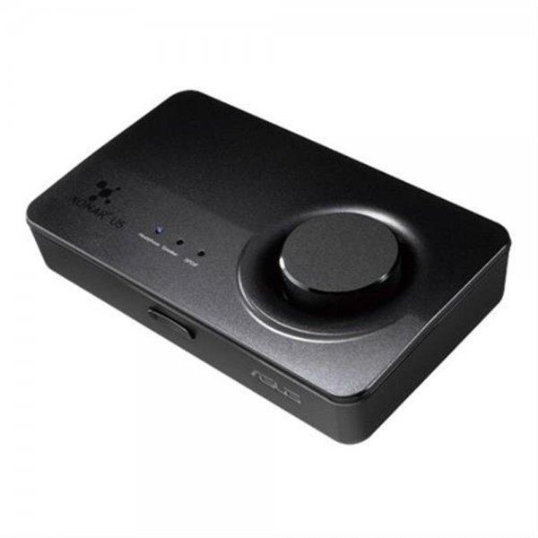 Asus Xonar U5 Externe 5.1 Soundkarte 192kHz/24-bit schwarz mit Cashback 15€