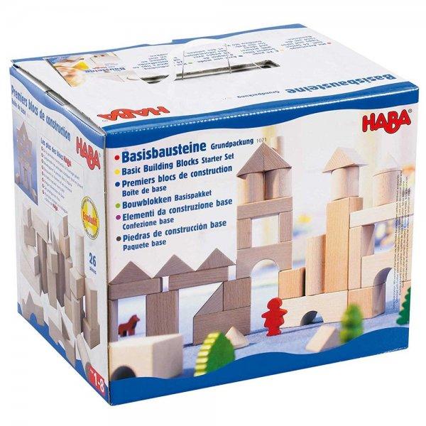 HABA 1071 - Basisbausteine Grundpackung