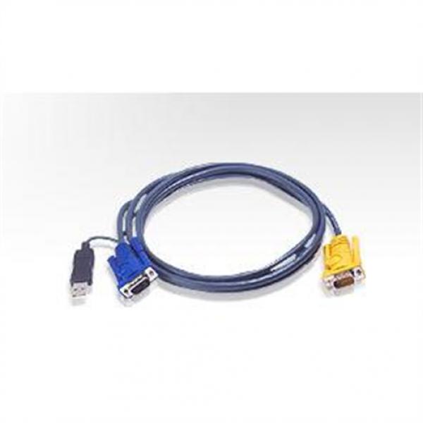 ATEN Switch Octopus-kabel 1,8m Aten/USB # 2L-5502UP