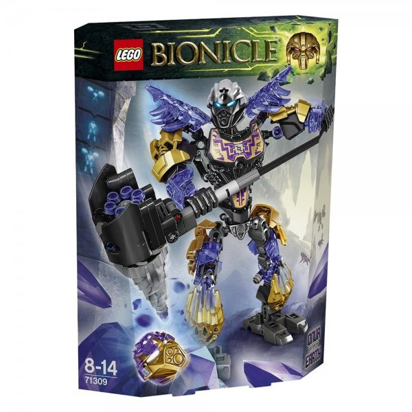 Lego Bionicle 71309 - Onua Vereiniger der Erde