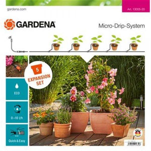 Gardena Gard MDS Erweiterungsset Pflanztöpfe   13005-20