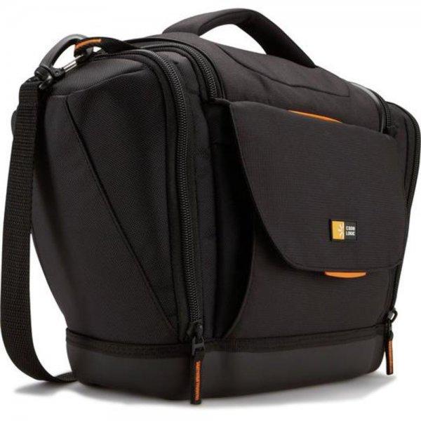 Case Logic SLRC203 große Kameratasche Schultertasche schwarz