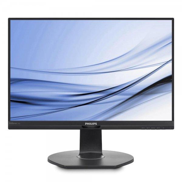 "Philips Brilliance LCD-Monitor 61,1cm 24,1"" mit PowerSensor 240B7QPJEB/00"