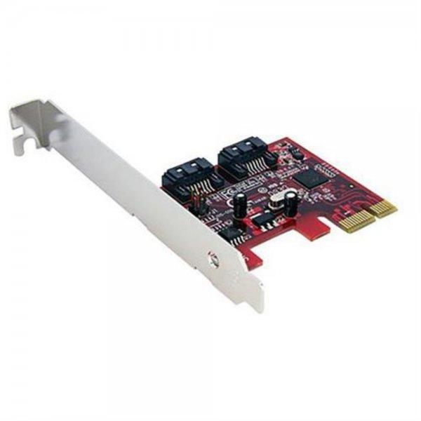 StarTech.com 2 Port SATA 6 Gbps PCI Express SATA III