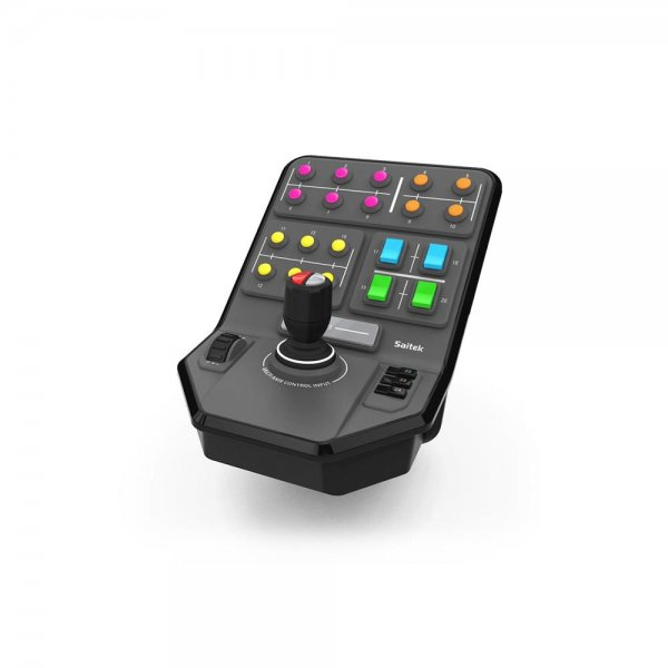 Logitech G Saitek Farm Sim Vehicle Side Panel USB WW
