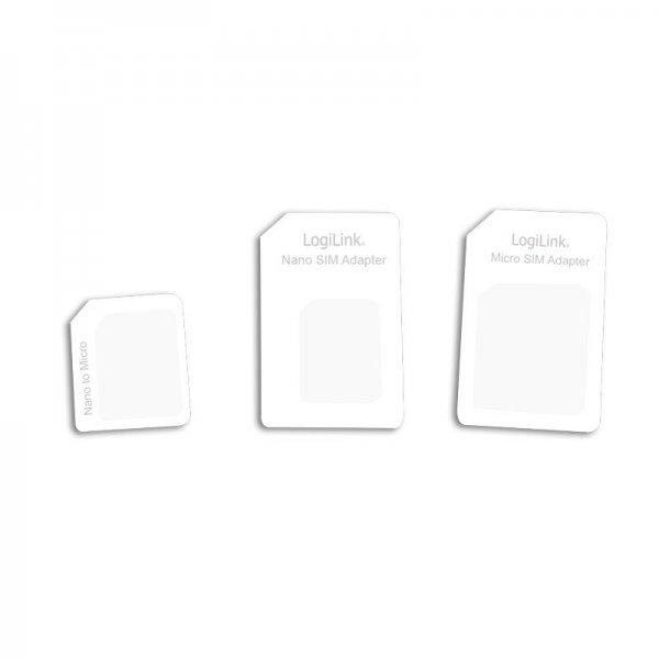 LogiLink Dual Sim-Karten Adapter