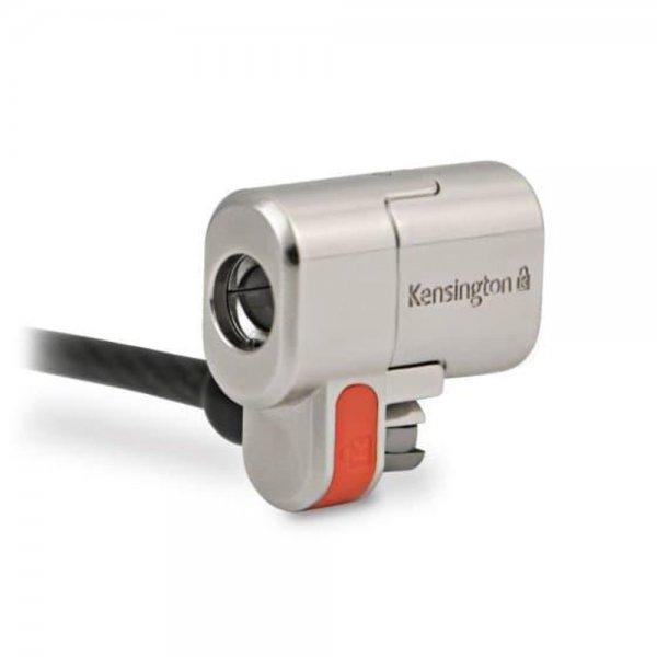 Kensington ClickSafe Keyed Laptop Lock Sicherheitsschloss drehbar