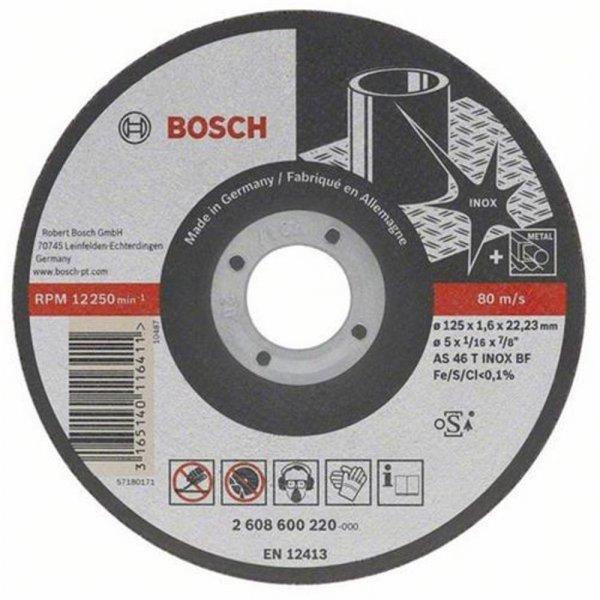 Bosch Trennscheibe Rapido LongLife 125mm | 2608602221
