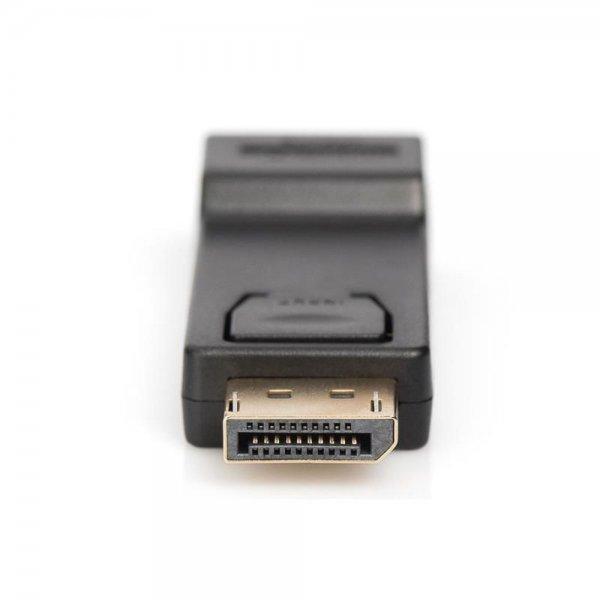 DIGITUS DisplayPort Adapter DP - HDMI Typ A Full HD