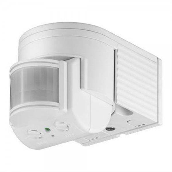 Goobay Bewegungsmelder Infrarot Aufputz ODA weiß Indoor / Outdoor LED-geeignet