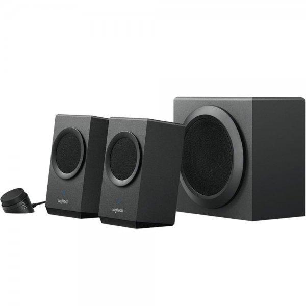 Logitech Z337 2.1 Lautsprechersystem Bluetooth-4.1 40W