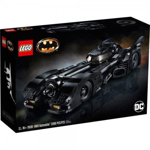 LEGO® DC Universe Super Heroes™ 76139 - 1989 Batmobile™