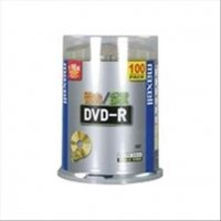 Maxell DVD-R 4,7GB Rohlinge 100er Pack Cakebox Spindel