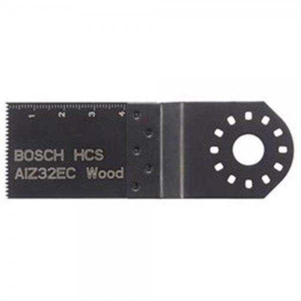 Bosch Tauchsägeblatt Holz 32 x 40 mm für AIZ 32 EC 1 Stück | 2608661637