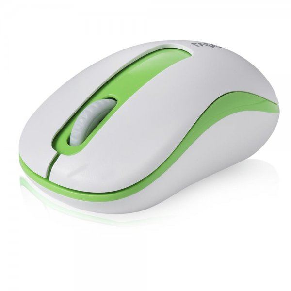 Rapoo M10 - 2.4 GHz optische Wireless Maus grün